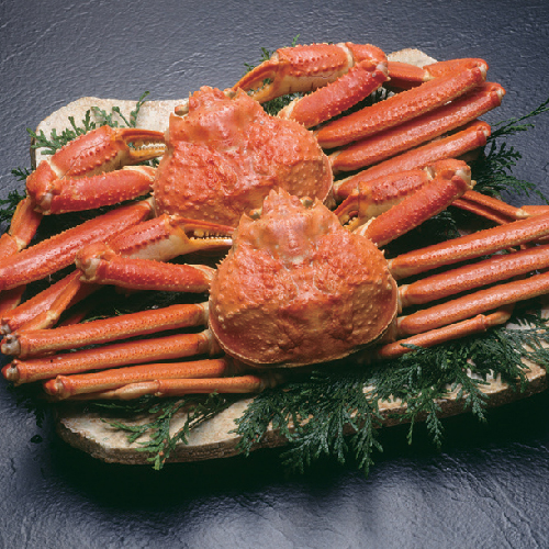 Boiled Whole Snow Crab