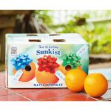 Sunkist Holiday Bow